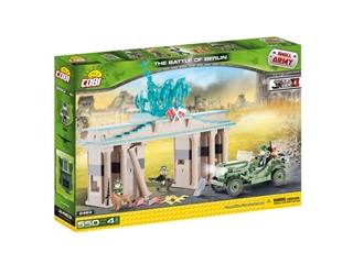 *SMALL ARMY /2463/ BATTLE OF BERLIN 550 KL.