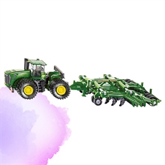 SIKU Traktor z maszyną 1856