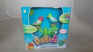 PROM Digibirds 3 seria-zestaw z drzewkiemS88237 DUM