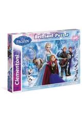 -CLE puzzle 104 Brilliant Frozen 20127