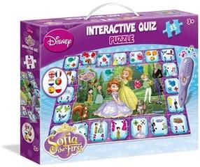 CLE Quiz interaktywny puzzle SOFIA 13890
