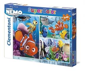 CLE puzzle 3X48 Nemo 25190