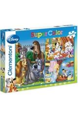 CLE puzzle 3X48 Disney Classic 25186