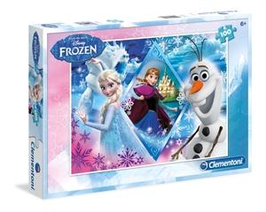 -CLE puzzle 100 Frozen 07230