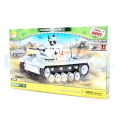 *SMALL ARMY /2459/ PANZER II AUSF. C 350KL.