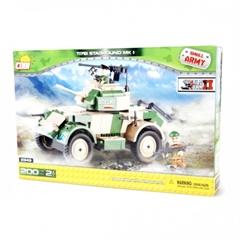 S.CENA SMALL ARMY /2349/ STAGHOUND T17E1200KL.