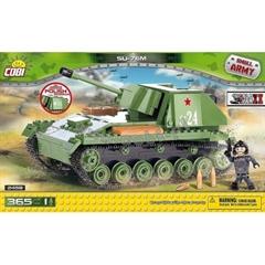 *SMALL ARMY /2458/ SU 76