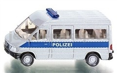 SIKU Policyjny Van 0804