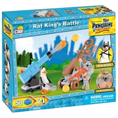 PROM PENGUINS /26052/ RAT KING apos;S BATTLE 50KL.