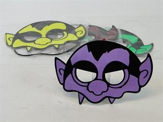 Maska wampira 4 kolory 1200 AD
