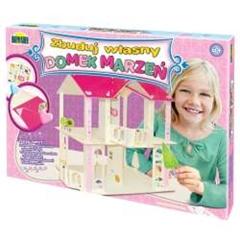 PROM Zbuduj własny domek marzeń DR