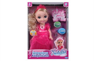 Kol. Natalia lalka księżniczka X-NA-LF0042 AR