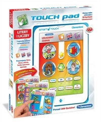 PROM CLE Touch Pad słowa i liczby 60258