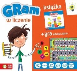 Gra + książka. Gram w liczenie ZS