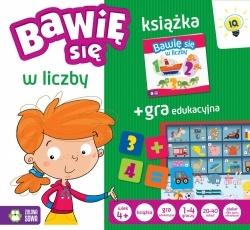 Gra + książka. Bawię się w liczby ZS