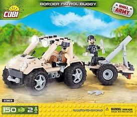 *SMALL ARMY /2363/ BORDER PATROL BUGGY 150 KL.
