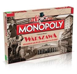 PROM Monopoly B6125 Warszawa Dwudziestolecie