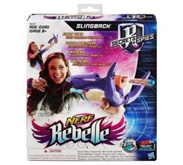 PROM Nerf Rebelle B0472 Slingback HASBRO