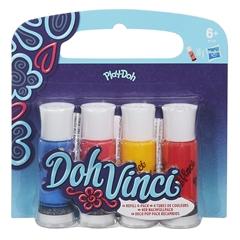 S.CENA Play-Doh Vinci Tuby uzupen. 4sztB1127