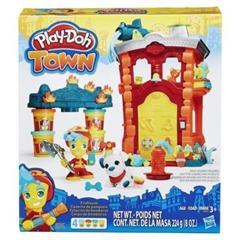 PROM Play-Doh Town B3415 Remiza Strażacka