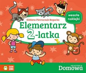 Domowa Akademia Elementarz 2-latka ZS