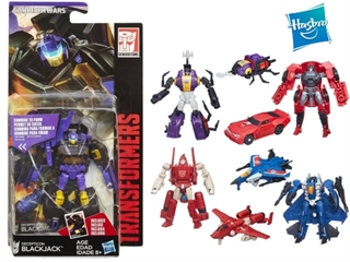 S.CENA Transformers Combinerwars B4667,B4665 Chop