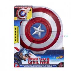 Captain America B5781 Tarcza z wyrzutnią