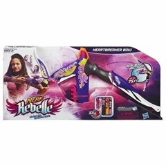 PROM NERF REBELLE ŁUK FIOLETOWY A7324