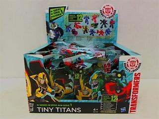 PROM Transformers Saszetka Seria 1 B0756