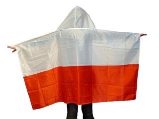 Flaga Polska AD