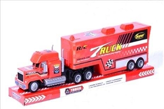 Ciężarówka-kontener 50x8,5x12,5cm PIER