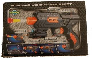 Pistolet na kulki z wodą TG364528