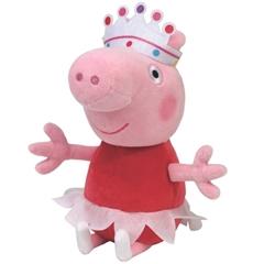 *Beanie Babies Lic Peppa Pig-Ballerina MET