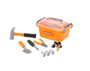Zestaw narzędzi Nr10 - 166 elem. (kontener)