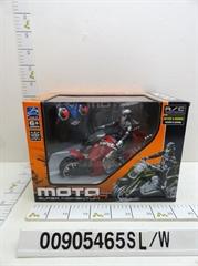 MOTOCYKL NA RADIO+PAKIET