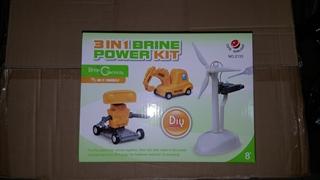 Zabawka edukacyjna solarna DR15080567 DR