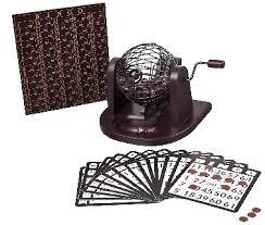 Gra bingo-drewniana GoD
