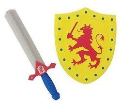 Tarcza i miecz z pianki GoD
