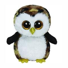 *Beanie Boos OWLIVER - camuflage owl