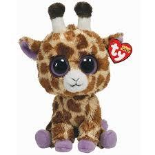 *Maskotka Beanie Boos SAFARI - giraffe medium