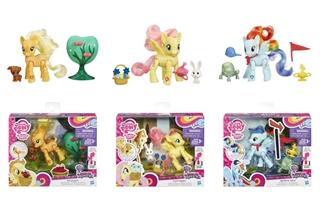 PROM My Little Pony Kucykowe Przygody B5676,B5675