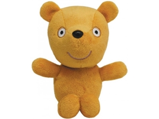 *Beanie Babies Lic Peppa Pig - Teddy