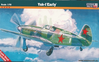 B-20 Yak-1Early