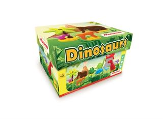-Dinozaury karton MAR