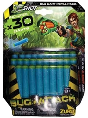 *Zuru X-Shot-Bug Attack,30 strzałek XSH4805