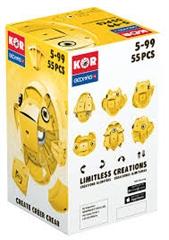 PROM GEOMAG Kor Pantone 55 el.żółty GEO-675