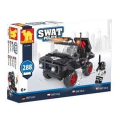 Klocki SWAT Samochód 1122628 DRO