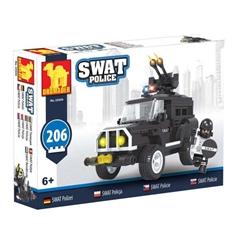 Klocki SWAT Samochód 1122643 DRO
