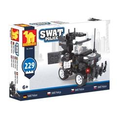 Klocki SWAT Samochód 1122639 DRO