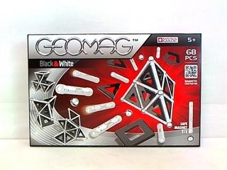 PROM GEOMAG Black amp;White Panels 68 el. GEO-012